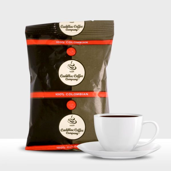 100% Colombian Coffees